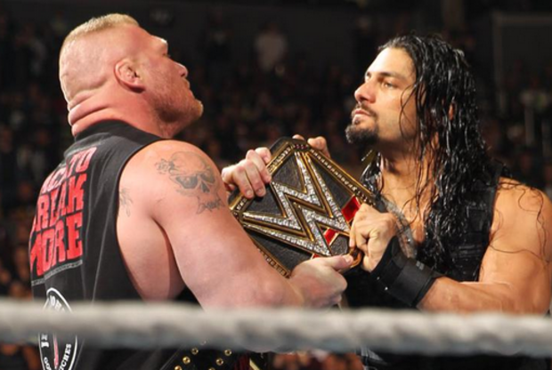 Over the Top 8: WWE is Setting Up a Brock Lesnar Rematch with RomanReigns?