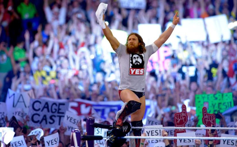 Over The Top 12: Saying Goodbye to Daniel Bryan.