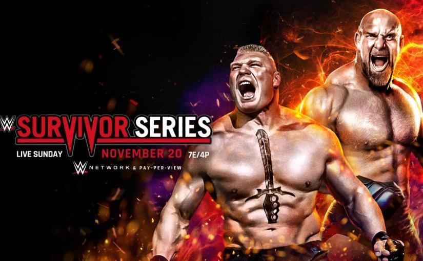 Over The Top: Survivor Series 2016Preview