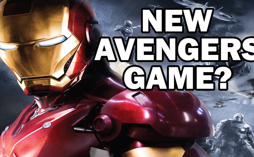 Square Enix Making Marvel Games?