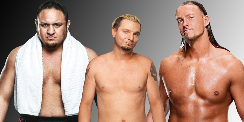 Over The Top: Who is in the RoyalRumble?
