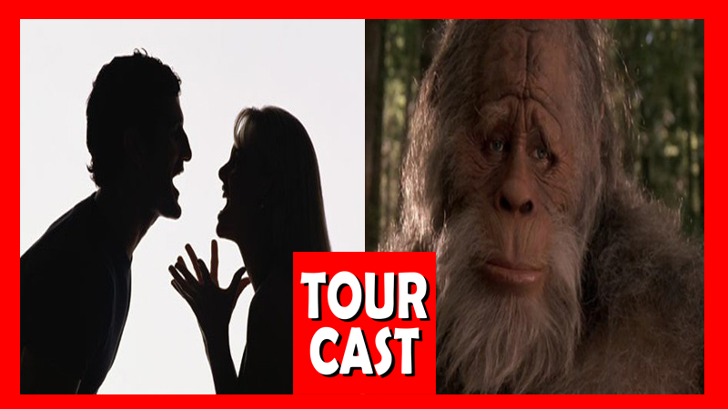 TourCast: Arguments and Kill or Be Killed with BigFoot