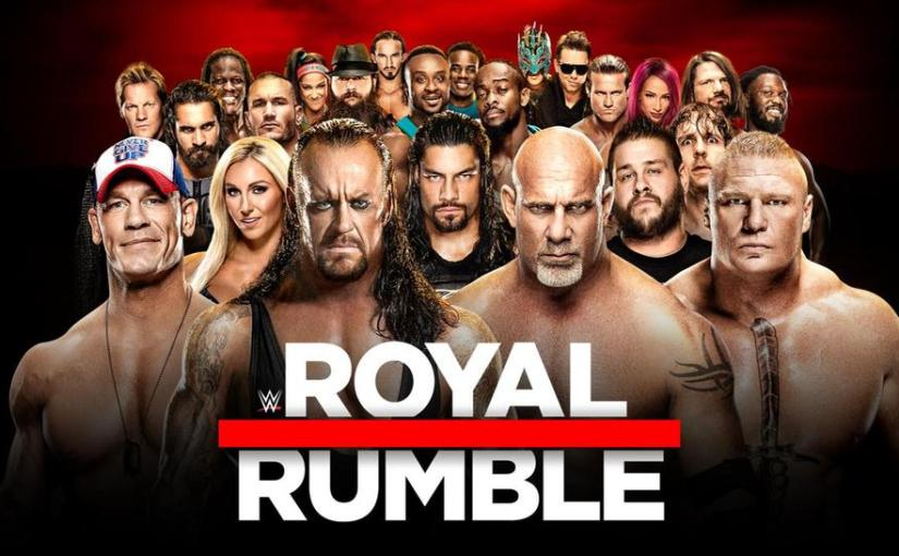 Over The Top: Royal Rumble 2017 Preview