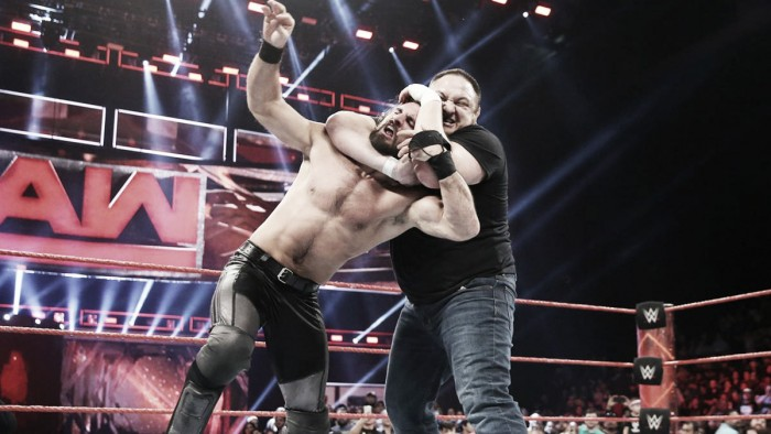 Over The Top: Seth Rollins Tears