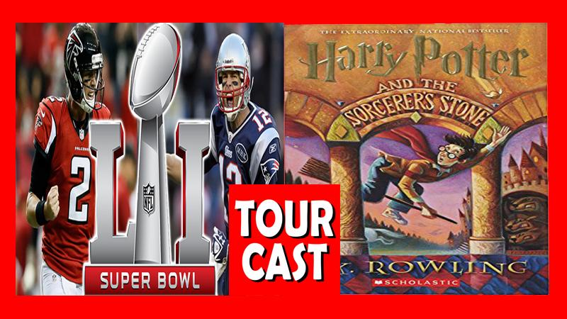 TourCast: Super Bowl and OldStuff