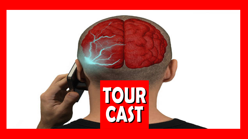 TourCast: Can You Stay Off Your Phone?